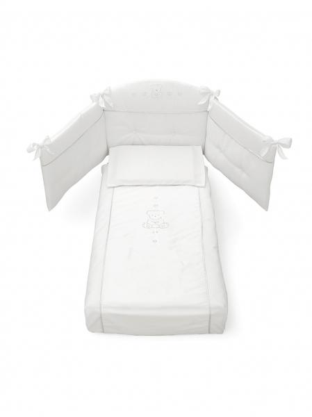 e Brillante textilszett – fehér-1