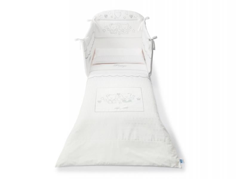 Prestige textilszett – fehér-1