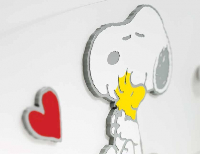 Be Snoopy babaágy-2