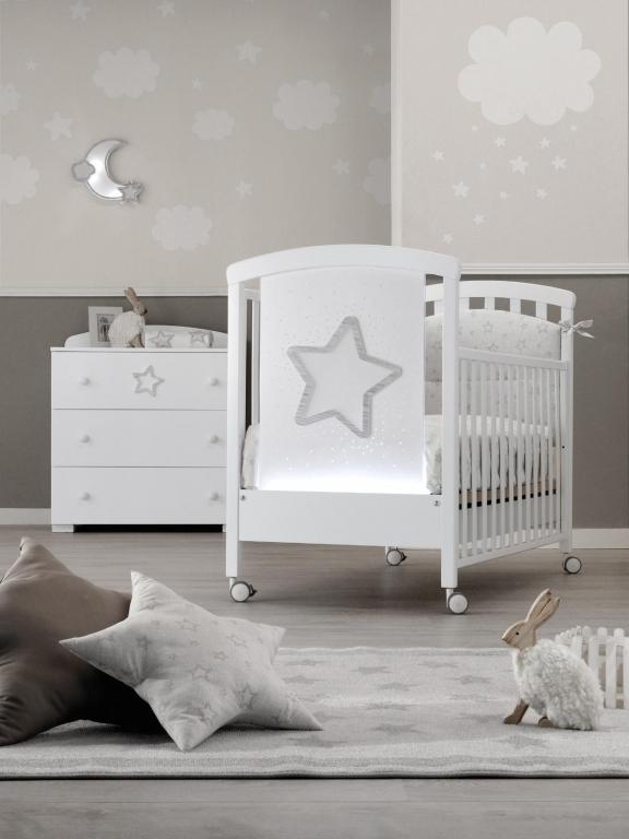 e Star színterápiás babaágy-1