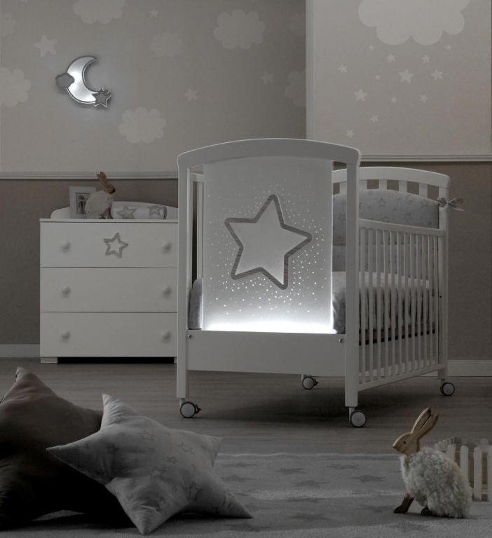 e Star színterápiás babaágy-2