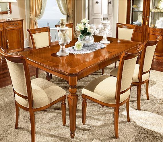 Torriani 6 étkezőasztal-3