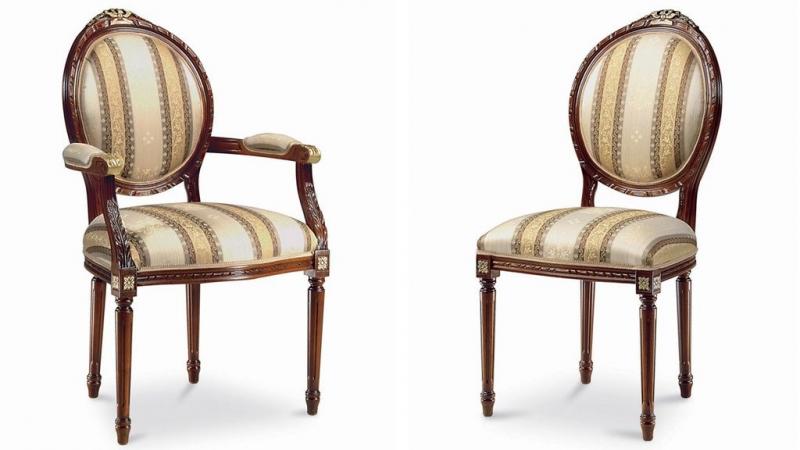 121 Luigi XVI Cresta szék-1
