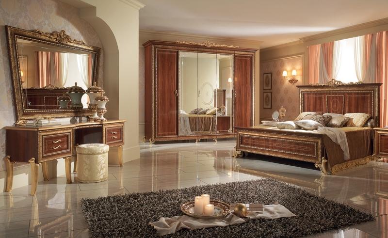 Arredo Giotto magasfényű ágy-1