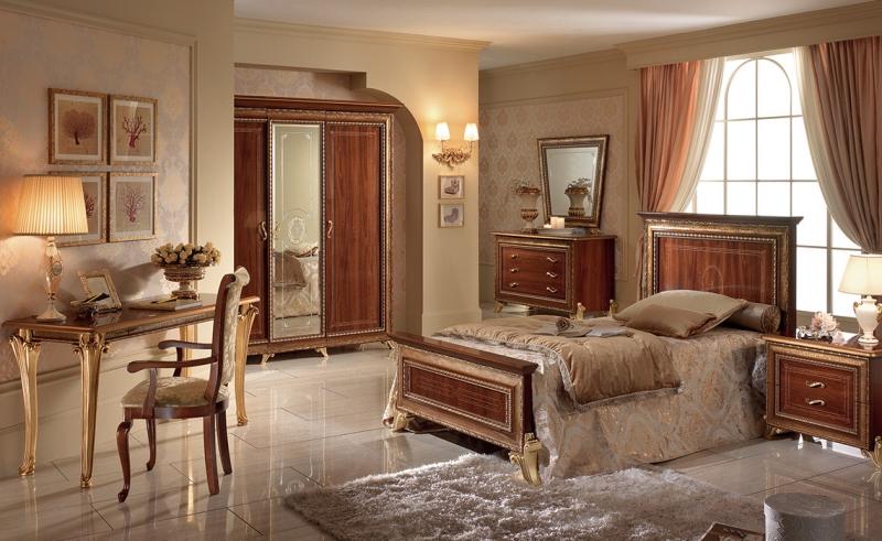 Arredo Giotto magasfényű ágy-2