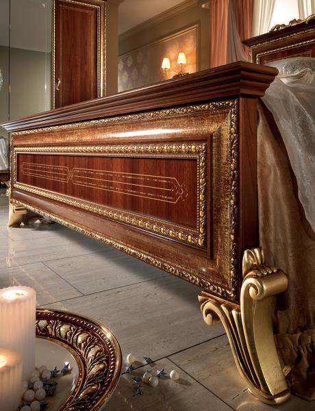Arredo Giotto magasfényű ágy-3