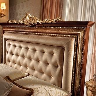 Arredo Giotto kárpitozott ágy-2