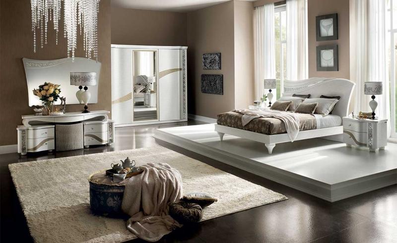Arredo Mirò magasfényű ágy-1