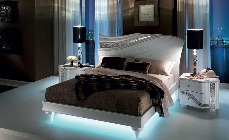 Arredo Mirò magasfényű ágy-3