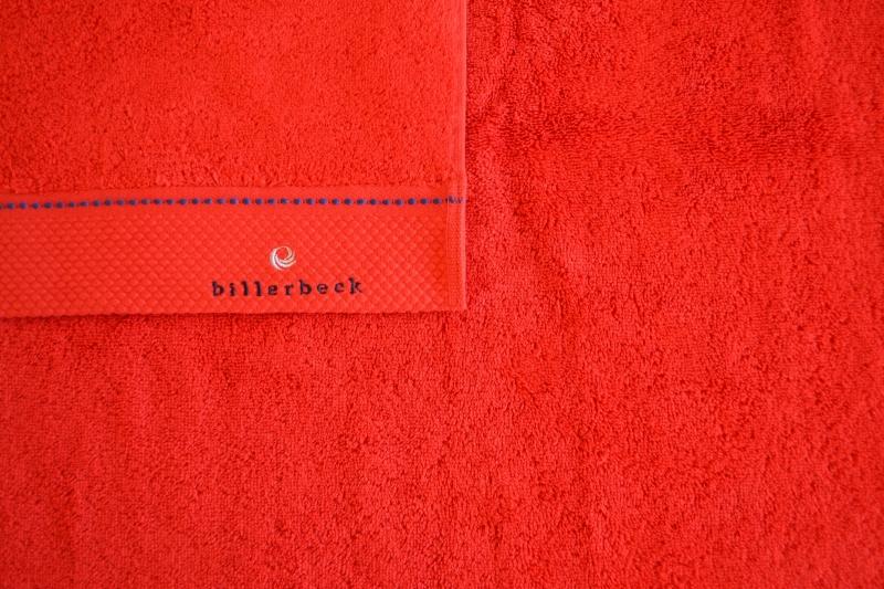 Billerbeck Vörös törölköző-1