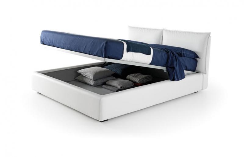 Quiet kárpitos ágy-3