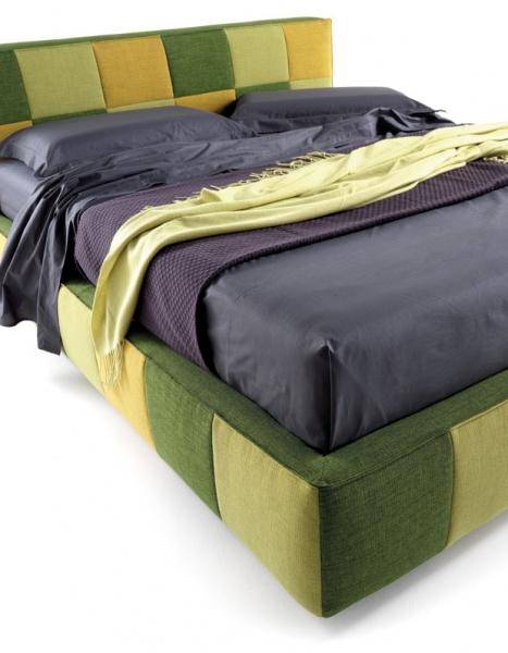 Square kárpitos ágy-3