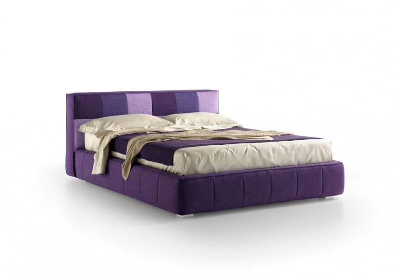 Square kárpitos ágy-4