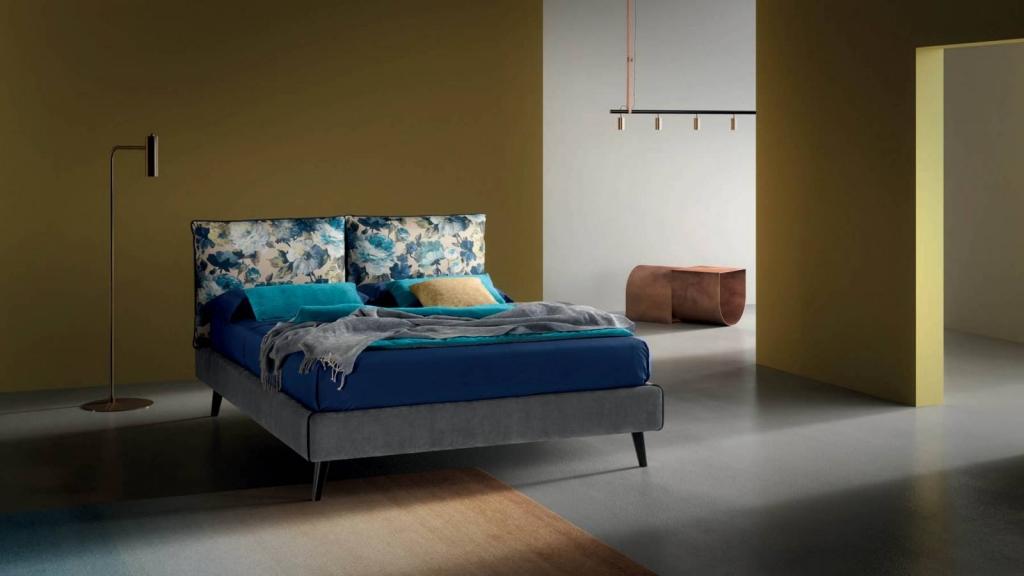Arty kárpitos ágy-1