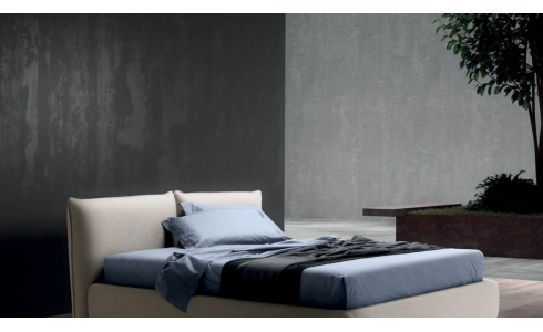 Modern kárpitos ágy-1