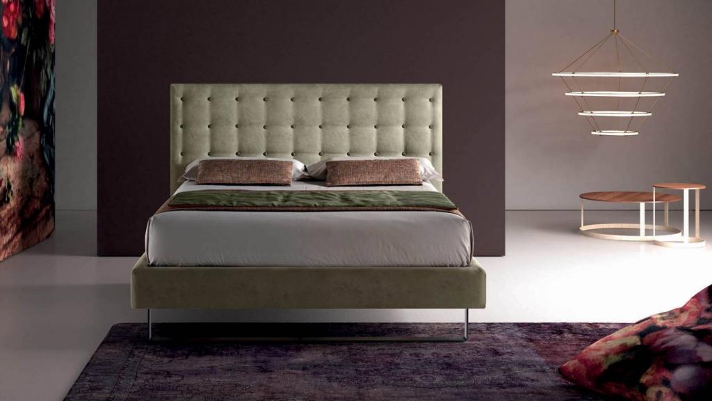 Point kárpitos ágy-1