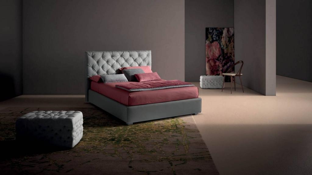 Tender kárpitos ágy-1